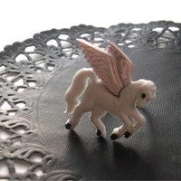 Pegasus Ring, Kawaii Flying Horse Cute Jewelry