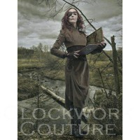 Clockwork Couture Exclusive 2 Piece Adventurer's Ensemble - Complete Outfits - Ladies