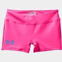 Girls' HeatGear Sonic 3 Shorts | 1237836 | Under Armour US