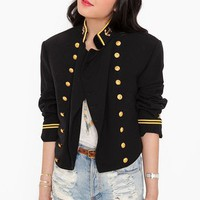 Cadet Jacket  in  Vintage at Nasty Gal
