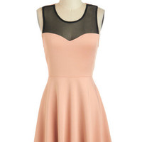 Blush Hour Dress | Mod Retro Vintage Dresses | ModCloth.com
