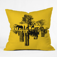 DENY Designs Home Accessories | Budi Kwan Duality Throw Pillow