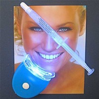 New 44% Teeth Whitening Gel with New Whitening Accelerating Light: Health & Personal Care
