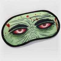 Zombie Sleep Mask | Zombie Eye Mask | fredflare.com