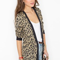 Catty Knit Cardi in Clothes at Nasty Gal
