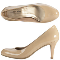 Womens - Comfort Plus by Predictions - Women's Karmen Pump - Payless Shoes