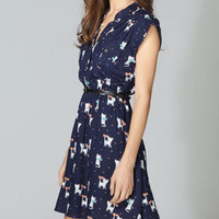 ANGIE Kitty Belted Shirt Dress 216307210 | Dresses | Tillys.com