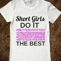 SHORT GIRLS DO IT THE BEST - glamfoxx.com