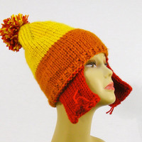 Jayne's Cunning Hat by NikisKnerdyKnitting on Etsy