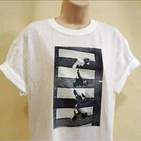 Beatles Abbey Road Vertical View T-shirt