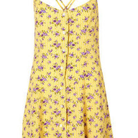 Flower Spot Strappy Sundress - Dresses - Apparel - Topshop USA