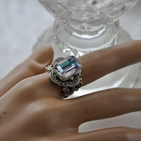 DALLY  vintage inspired swarovski crystal by cynthiacouture