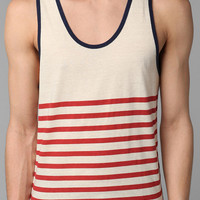BDG Striped Tri-Blend Tank Top