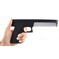 INFMETRY:: Handgun Shaped Comb - Bed&amp;Bath - Home&amp;Decor