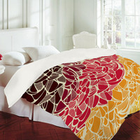 DENY Designs Home Accessories | Karen Harris Fossil Blaze Duvet Cover