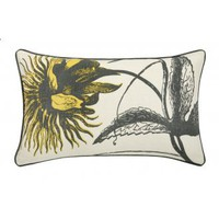 Thomas Paul Botanicals Linen Pillow - Botanical