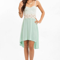 New Found Royalty Low Dress $54
