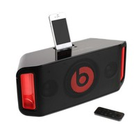 Amazon.com: Beats by Dr. Dre Beatbox Portable Docking Speaker (Black): MP3 Players & Accessories