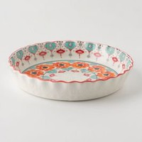 Poppy Ring Pie Pan - Anthropologie.com