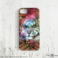 Tiger iPhone 5 case  iPhone 4 case iPhone 4s case High by TonCase