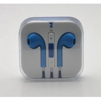 RainbowMOBO Stereo Earpods Earbuds Earphones Headphone Headset with Mic and Remote for Apple iPad3/2/1 iPhone 5 / 4S / 4G / 3GS / 3G Ipod To