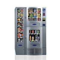 Office Deli Snack Soda Combo Vending Machine: Industrial &amp; Scientific