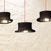The Prince Edward Top Hat Light