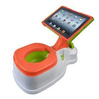 Amazon.com: CTA Digital 2-in-1 iPotty with Activity Seat for iPad: Baby