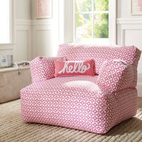 Petal Dot Pink Eco Lounger