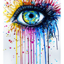 &quot;Rainbow Eye&quot;