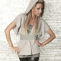 Venni Caprice 'Basics' Collection Hooded Square by VenniCaprice
