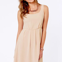 Splendid Friend Blush Dress