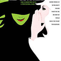 Wicked (Book and Performance/Accompaniment CD) Sheet Music by Stephen Schwartz | Sheet Music Plus