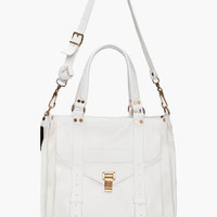 Proenza Schouler Ps1 Large White Tote for women
