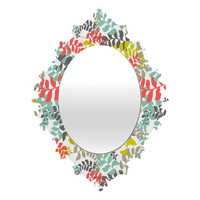 DENY Designs Home Accessories | Heather Dutton Undertow Coral Baroque Mirror