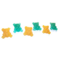 Sample Pack - Hard Candy Teddy Bears - 3 Bears - You Pick Flavor