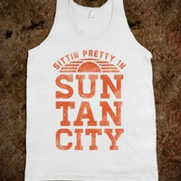 Sun Tan City (Tank) - Southern Girl