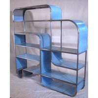 Rustbelt Rebirth Playground Bookcase - Shelving - Modenus Catalog