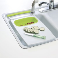 Progressive International Over the Sink Cutting Board
