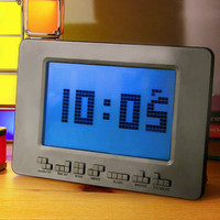 Tetris Alarm Clock at Firebox.com