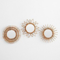 Magical Thinking Woven Wall Mirror-