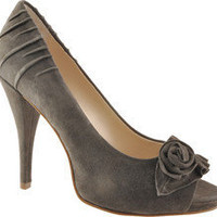 Boutique 9 Click - Dark Grey Suede - Free Shipping & Return Shipping - Shoebuy.com