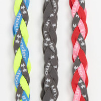 Under Armour Braided Headband (3-Pack)