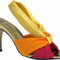 J. Renee Savanna - Brite Multi Fabric - Free Shipping & Return Shipping - Shoebuy.com