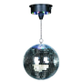 Amazon.com: LED Mirror Disco Ball Dance Party Light Fixture: Home & Kitchen