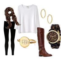 Polyvore style