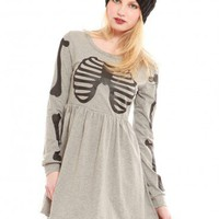 Bare Bones Dress - Clothes | GYPSY WARRIOR