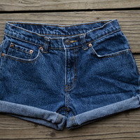 Jordache Mid-High Waisted Shorts