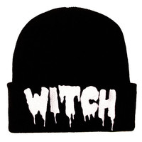 Witch Beanie Hat | KILL STAR