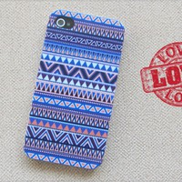 Tribal Hybrid Hard Silicone Impact Case for iphone 4/4s